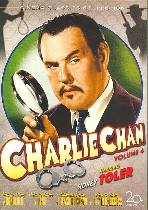 CHARLIE CHAN VOL 4 BY CHAN,CHARLIE (DVD)