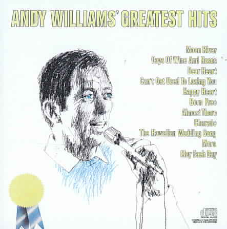 ANDY WILLIAMS' GREATEST HITS BY WILLIAMS,ANDY (CD)
